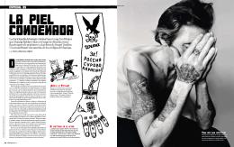La Enciclopedia del tatuaje criminal ruso recoge los dibujos que