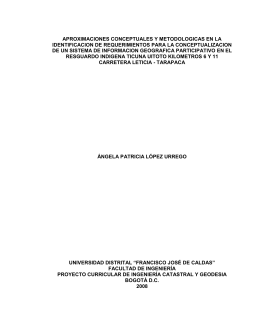 tesis ordenamiento teriirtorial indigena ppgis msc. ing. luis leonardo