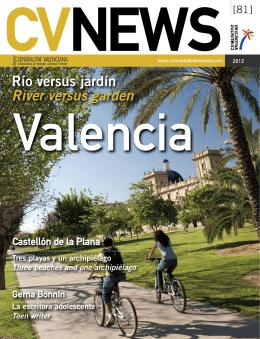 CVNews 81 - PDF - Comunidad Valenciana