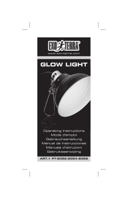 GLOW LIGHT - Exo Terra