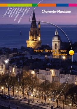 Entre tierra y mar - Turismo en Francia en Charente