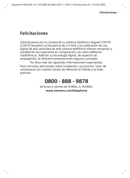 Felicitaciones - Telefonica Argentina