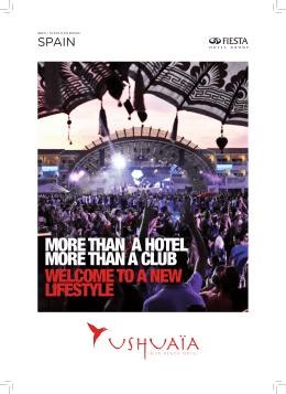 more than a hotel more than a club welcome to a new lifestyle