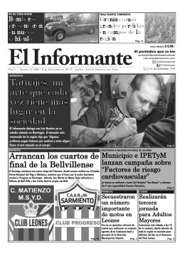 EDICION 369 - EL INFORMANTE.qxd