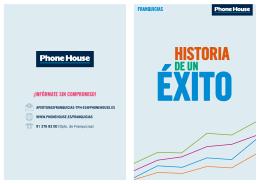 HISTORIA - Phone House