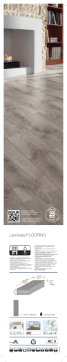 Laminate FLOORING AC 3