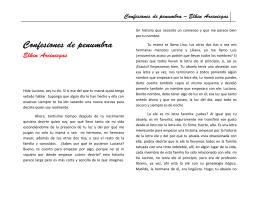 Confesiones de penumbra – Elkin Arciniegas