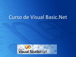 Curso de Visual Basic .Net