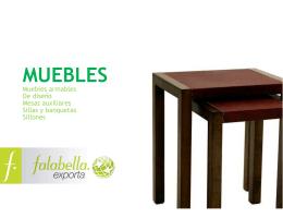 Muebles - Falabella