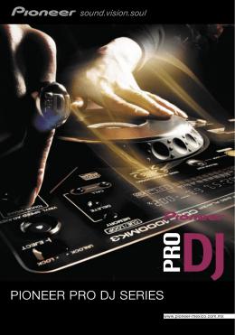 Pro DJ - Pioneer