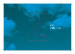 BIRD WATCHING - patronato de turismo de la diputación de zaragoza