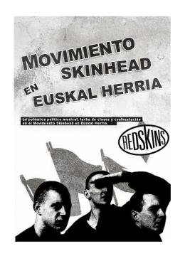 Dossier del Movimiento Skinhead en Euskalherria