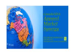 Apparel Market Synergy