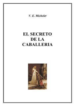 EL SECRETO DE LA CABALLERIA