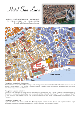 Visualice un mapa detallado