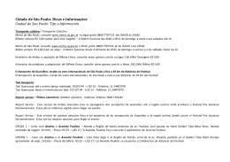 informacoes sp comkids 2013