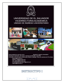 Untitled - Administración Académica - UES