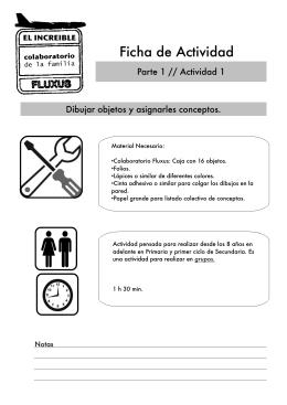 Ficha de Actividad - colaboratoriofluxus