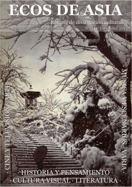 11] Diciembre de 2014 - Revista Ecos de Asia