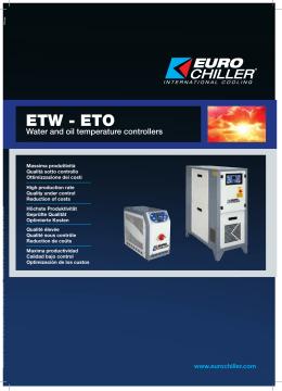 ETW - ETO - Eurochiller
