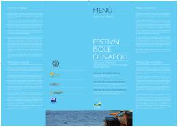 FESTIVAL ISOLE DI NAPOLI - COM-TUR