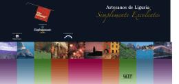 Simplemente Excelentes Artesanos de Liguria
