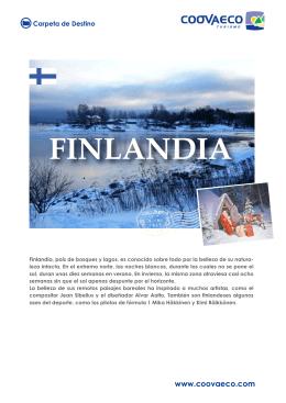 FINLANDIA - Coovaeco