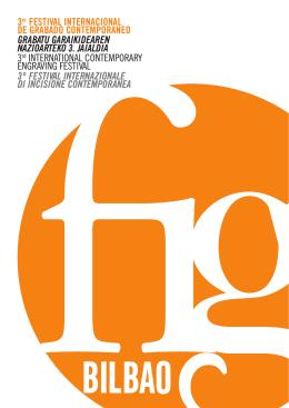 Descarga - Festival Internacional de grabado. FIG Bilbao
