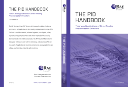 The PID Handbook
