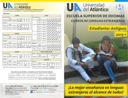 Estudiantes Antiguos - Universidad del Atlántico