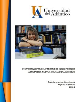 Guia Paso a Paso - Universidad del Atlántico