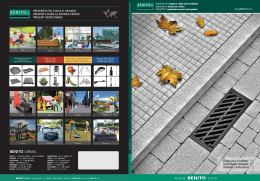 Catálogo Tapas y Rejas