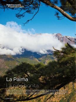 La Palma La niña bonita