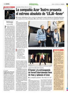 La Gaceta de Salamanca 10/06/2011