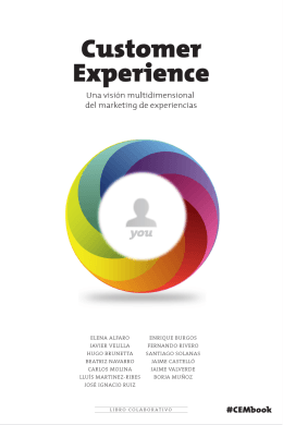 Descargar en PDF - Customer Experience