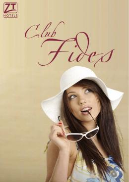 Folleto Club Fides