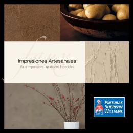 Impresiones Artesanales - Sherwin