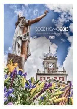 """""""Ecce Homo"""" 2015"""