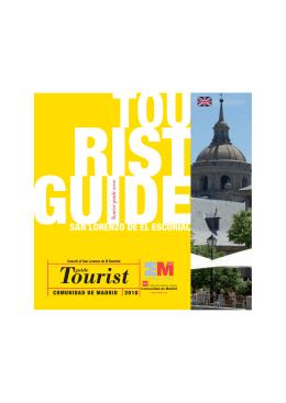 Tourist - San Lorenzo de El Escorial
