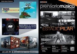 junio 2014 - Prensario Música
