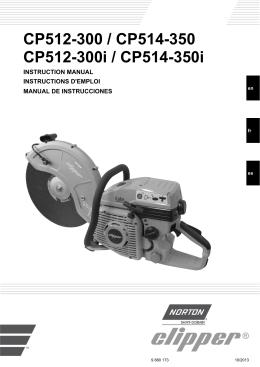 CP512-300 / CP514-350 CP512-300i / CP514-350i