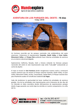 AVENTURA EN LOS PARQUES DEL OESTE - 16