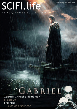 Gabriel: ¿Angel o demonio? - Scifi.Life