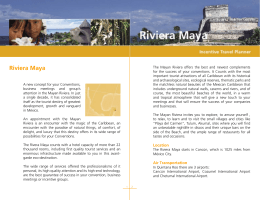 Riviera Maya - Mexico Tourism Board