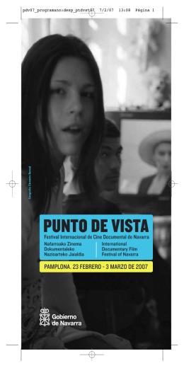 PUNTO DE VISTA - Alberte Pagán