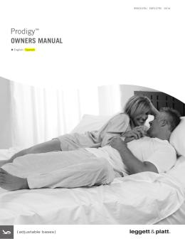 Prodigy™ - Adjustable Beds by Leggett & Platt
