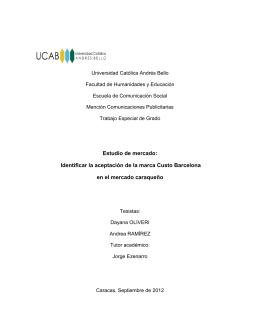 Documento - Libros, Revistas y Tesis