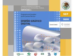Diseño gráfico digital - Colegio de Estudios Científicos y