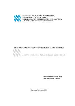 texto - Biblioteca Digital UNA