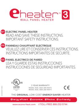 heater 3tm - ECONO-HEAT